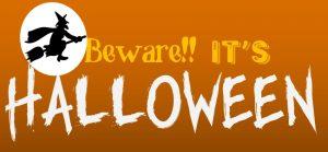 beware halloween